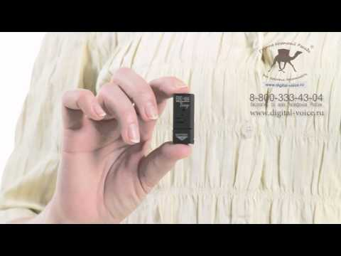 Диктофон Edic Mini b21 (видео)