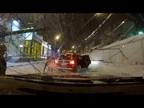 Телеведущего избили в Москве (видео)