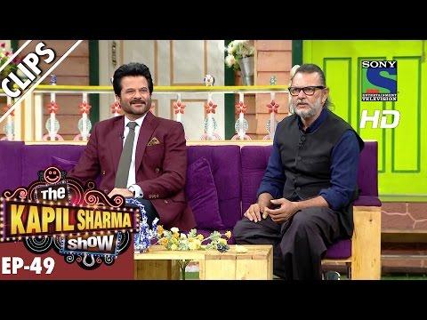 Anil Kapoor and Rakeysh Omprakash Mehra promoting Mirzya -The Kapil Sharma Show-Ep.49-8th Oct 2016