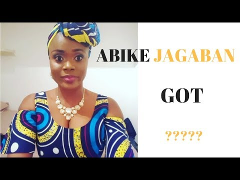 ABIKE JAGABAN | Listen To Her Speak On What Happened To Her
