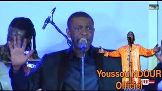 """Youssou NDOUR """" ndakarou"""" - KING FAHD PALACE soirée de gala 2014"""
