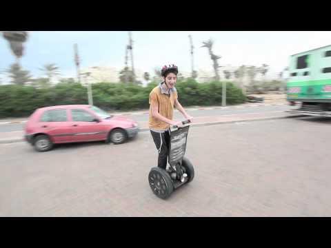 סיור בנמל תל אביב