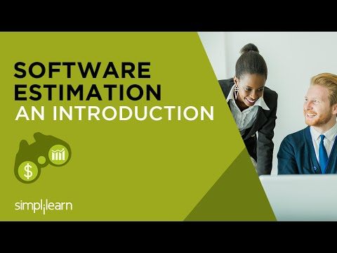 Introduction to Software Estimation Certification | What is Software Estimation?