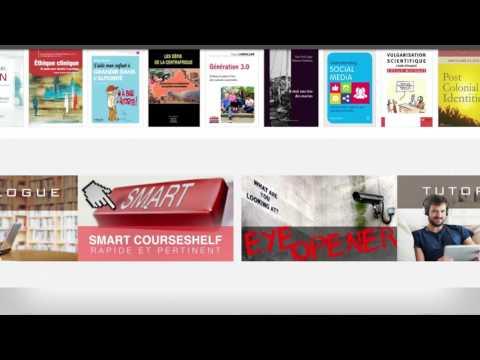 Enseignants : utilisez les smartcourtshelves pour la création de vos étagères de cours
