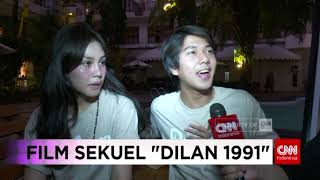 "Video Iqbal & Vanesha: Siap-siap Banjir Air Mata di ""Dilan 1991"" MP3, 3GP, MP4, WEBM, AVI, FLV November 2018"