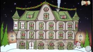 Christmas Countdown Elf Story YouTube video