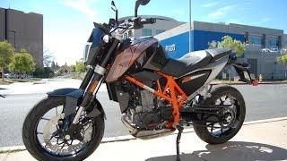 10. 2014 KTM 690 Duke ABS