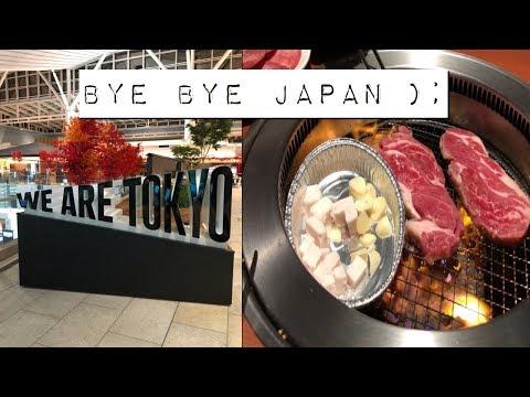 YAKINIKU EXPERIENCE & OUR LAST DAYS IN JAPAN ):