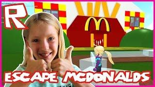 Video Escaping McDonald's / Restarting the Game / Roblox MP3, 3GP, MP4, WEBM, AVI, FLV Oktober 2017