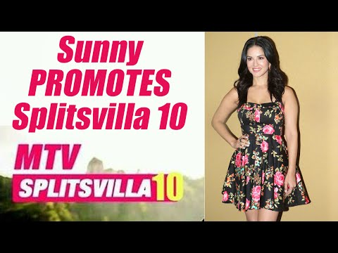 Sunny Leone promotes Splitsvilla 10; Watch Video | FilmiBeat