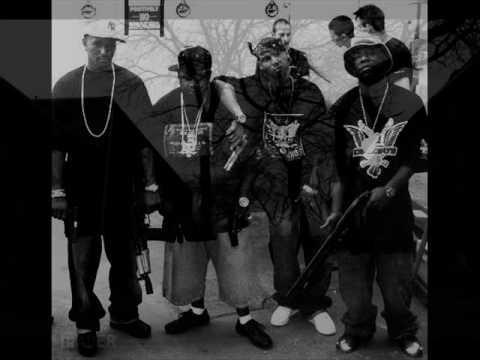 Badass Gangster Rap Beat - Street Souljaz