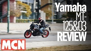 8. Yamaha MT-125 & MT-03 review   MCN   Motorcyclenews.com