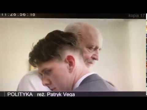 SZOK! Vega pokazał Macierewicza w swoim filmie!