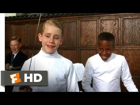Richie Rich (3/7) Movie CLIP - Business School (1994) HD