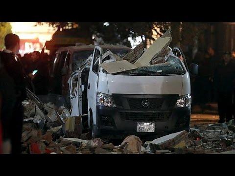 Αίγυπτος: Πολύνεκρη έκρηξη βόμβας στην Γκίζα
