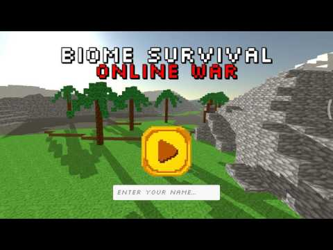 Biome Survival Online War - Video