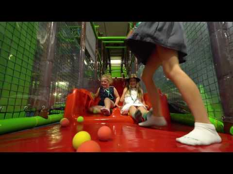 Crocs Playcentre  Carnegie Tour