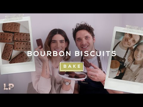 RECREATING BOURBON BISCUITS | Fake It 'Til You Bake It | Lily Pebbles