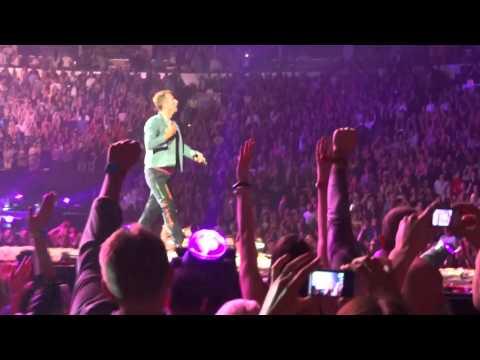 Coldplay - Viva Chant [Vancouver]