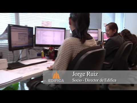 EDIFICA - Video institucional (видео)