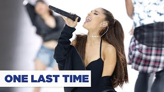 Video Ariana Grande - 'One Last Time' (Summertime Ball 2015) MP3, 3GP, MP4, WEBM, AVI, FLV Juli 2018