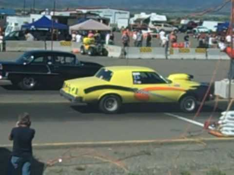 Drag racer banned after going in reverse