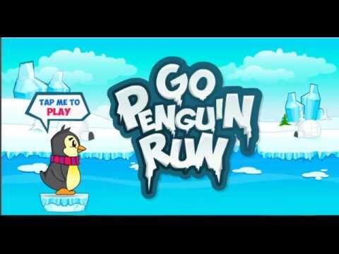 Video of Go Penguin Run
