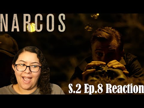 """Narcos Season 2 Ep.8 - """"Exit El Patron"""" Reaction"""