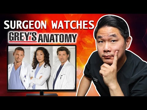 Real Doctor Reacts to Grey's Anatomy PLANE CRASH EPISODE | S8E24 Flight