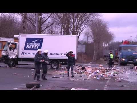Полиция проводит проверку по факту ДТП в Псковском районе