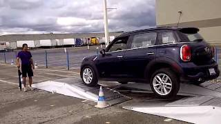 2011 Mini Cooper S Countryman Test Drive Off Road