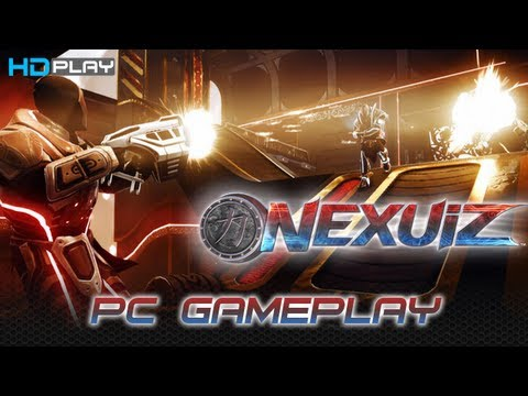 Nexuiz (CD-Key, Steam, Region Free) Gameplay