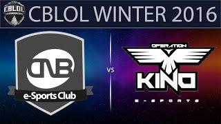 CNB vs Kino, game 1