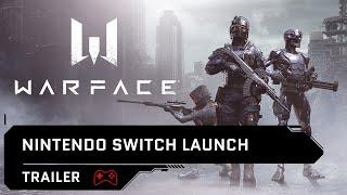 Теперь шутер Warface доступен и на Nintendo Switch