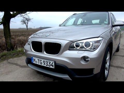 BMW X1 20d 184 HP Test Drive