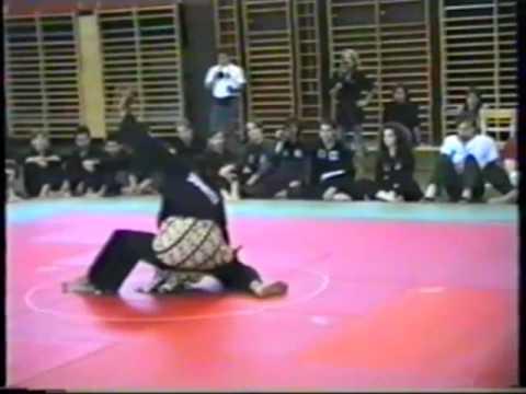 Austria – Vienna 1996 – O'ong Maryono