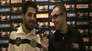 Greek Poker Tour - Oct 2009, Kostas Panikidis