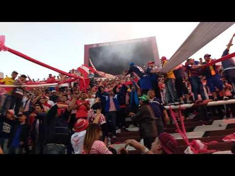 Los Andes 0-2 Estudiantes. Copa Argentina. La única banda del Sur - La Banda Descontrolada - Los Andes