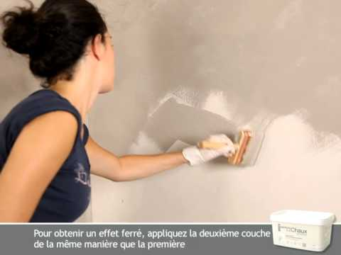 Comment appliquer chaux blanche la r ponse est sur - Peinture a la chaux tollens ...