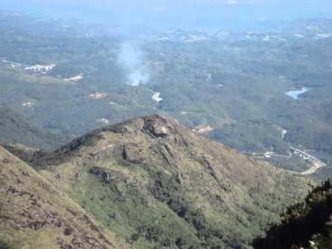 Pico Capivari Médio - Campina Grande Do Sul, PR