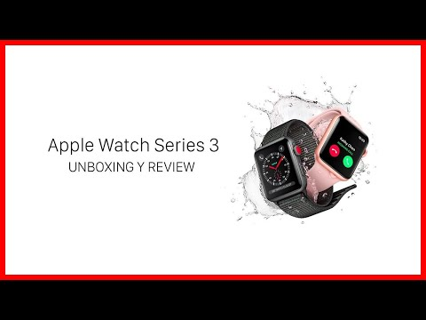 Apple Watch Series 3 Unboxing y Pruebas en Español