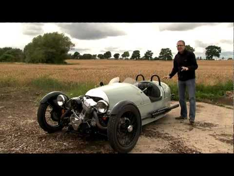 Morgan 3 Wheeler - Fifth Gear Web TV