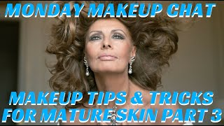 In this week's Monday Makeup Chat I am sitting down with fellow professional makeup artist Melissa Street @epicmakeup and we are sharing our advice on HOW TO...