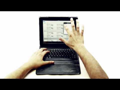 tyPad: funda para iPad con teclado inalámbrico incorporado