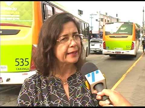 [JORNAL DA TRIBUNA] 1º dia útil após mudanças de trânsito na Zona Norte do Recife
