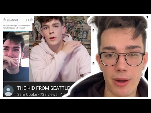 The Waiter From Seattle SPEAKS OUT About James Charles + TEXTS REVEALED