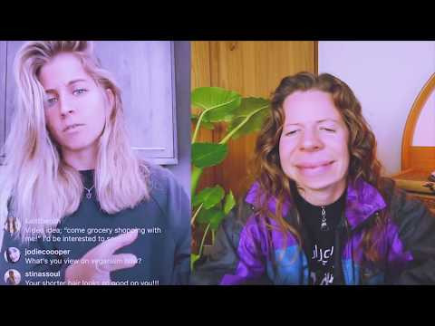 Alyse goes off on live about my video | my reaction