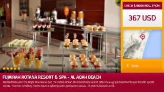 Al Aqah United Arab Emirates  City pictures : Fujairah Rotana Resort & Spa - Al Aqah Beach (Al Aqah, United Arab Emirates)