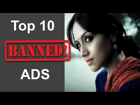 Top 10 BANNED Commercials Ads in Indian Television History