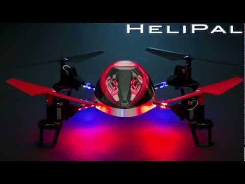 Квадрокоптер р/у 2.4Ghz WL Toys V949 UFO Force (фиолетовый)